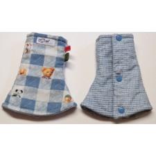 Protège-bretelles évasés pour porte-bébé