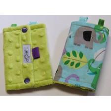 Protège-bretelles réguliers pour porte-bébé