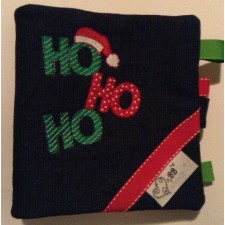 Livre en tissu (Noël)